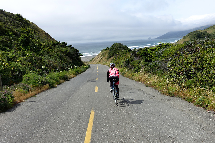 The Lost Coast / The Tour of the Unknown Coast, California.