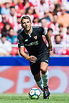Daniel Filipe Martins Carrico of Sevilla FC in action during the La Liga 2017-18 match between Atletico de Madrid and Sevilla FC at the Wanda Metropolitano on 23 September 2017 in Wanda Metropolitano, Madrid, Spain. Photo by Diego Gonzalez / Power Sport Images