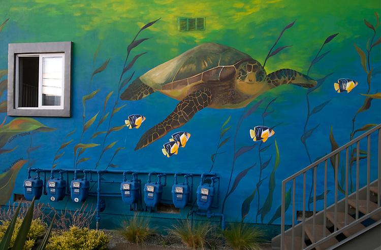 Isla Vista Mural