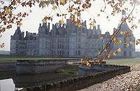 Europe/France/Centre/37/Indre-et-Loire/Chambord: Le Château de Chambord