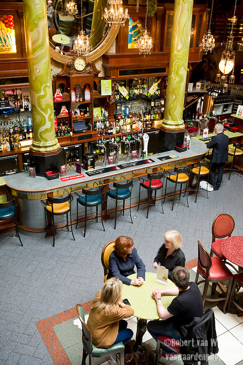 Cafe Vaudeville in Belfast
