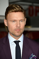 Scott Haze at the premiere for &quot;Only The Brave&quot; at the Regency Village Theatre, Westwood. Los Angeles, USA 08 October  2017<br /> Picture: Paul Smith/Featureflash/SilverHub 0208 004 5359 sales@silverhubmedia.com