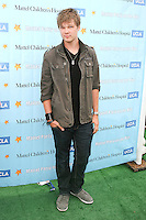 SANTA MONICA, CA - OCTOBER 21:  Austin Anderson at the Mattel Party On The Pier Benefiting Mattel Children's Hospital UCLA - Red Carpet at Pacific Park at Santa Monica Pier on October 21, 2012 in Santa Monica, California. © mpi20/MediaPunch Inc. /NortePhoto