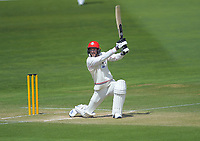Canterbury's Chad Bowe bats during day four of the Plunket Shield cricket match between the Wellington Firebirds and Canterbury at Basin Reserve in Wellington, New Zealand on Friday, 1 November 2019. Photo: Dave Lintott / lintottphoto.co.nz
