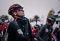 Jurgen Roelandts (BEL/BMC)<br /> <br /> 76th Paris-Nice 2018<br /> Stage 7: Nice &gt; Valdeblore La Colmiane (175km)