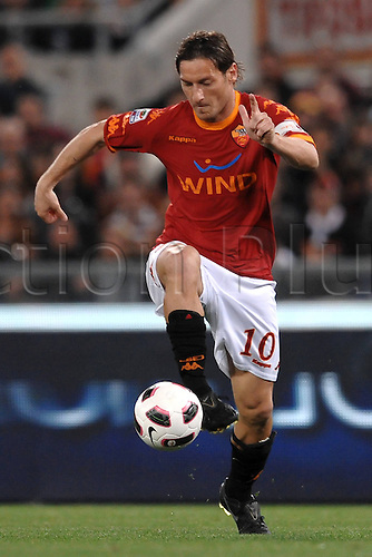 03 04 2011  Francesco Totti Roma  Series A Roma vs Juventus