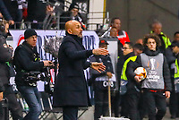 Trainer Luciano Spalletti (Inter Mailand, Internazionale Milano) - 07.03.2019: Eintracht Frankfurt vs. Inter Mailand, UEFA Europa League, Achtelfinale, Commerzbank Arena, DISCLAIMER: DFL regulations prohibit any use of photographs as image sequences and/or quasi-video.