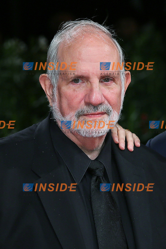 VENICE, ITALY - SEPTEMBER 09: Brian De Palma attends the 'De Palma - Jaeger-LeCoultre Glory to the Filmmaker 2015 Award' Red Carpet during 72nd Venice Film Festival at Palazzo Del Cinema on September 9, 2015 in Venice, Italy. (Mark Cape/insidefoto)