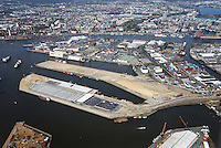 Ellerholz Terminal: EUROPA, DEUTSCHLAND, HAMBURG 20.04.2015 Ellerholz Terminal