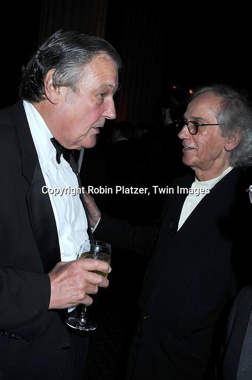 Peter Duchin and Christo