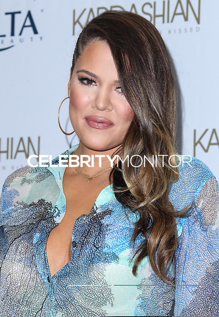 BURBANK, CA - JUNE 19: Khloe Kardashian Odom celebrates the new Kardashian Sun-Kissed Line at ULTA Beauty-Burbank Empire Center on June 19, 2013 in Burbank, California. (Photo by Celebrity Monitor)