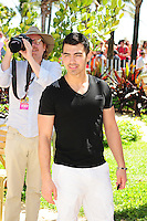 MIAMI BEACH, FL - MARCH 14: Joe Jonas attends Victorias Secret Pink Nation Hosts Spring Break at The Shelborne on March 14, 2012 in Miami Beach, Florida. (photo by: MPI10/MediaPunch Inc.)