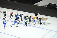 SPEEDSKATING: CALGARY: Olympic Oval, 03-12-2017, ISU World Cup, Mass Start Final Ladies, ©photo Martin de Jong