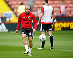 Samir Carruthers of Sheffield Utd during the Championship match at Bramall Lane, Sheffield. Picture date 26th August 2017. Picture credit should read: Simon Bellis/Sportimage