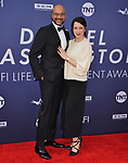 Keegan-Michael Key, Elisa Key  attends the American Film Institute's 47th Life Achievement Award Gala Tribute To Denzel Washington at Dolby Theatre on June 6, 2019 in Hollywood, California