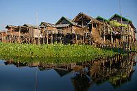 Inle lake, Shan State, Myanmar/Burma