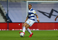 Geoff Cameron of Queens Park Rangers during Queens Park Rangers vs Fulham, Sky Bet EFL Championship Football at the Kiyan Prince Foundation Stadium on 30th June 2020
