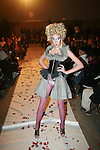 Adrian Alicea Haute Couture Show Held at The National Black Theater