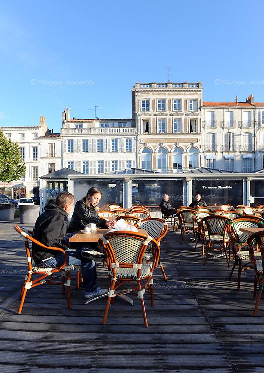 20081023 - France - Poitou-Charentes - Rochefort<br />La Place Colbert a Rochefort.<br />Ref : ROCHEFORT_021.jpg - &copy; Philippe Noisette.