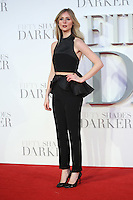 "Diana Vickers<br /> at the ""Fifty Shades Darker"" premiere, Odeon Leicester Square, London.<br /> <br /> <br /> ©Ash Knotek  D3223  09/02/2017"