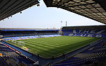 General view of the stadium before the championship match at St Andrews Stadium, Birmingham. Picture date 21st April 2018. Picture credit should read: Simon Bellis/Sportimage