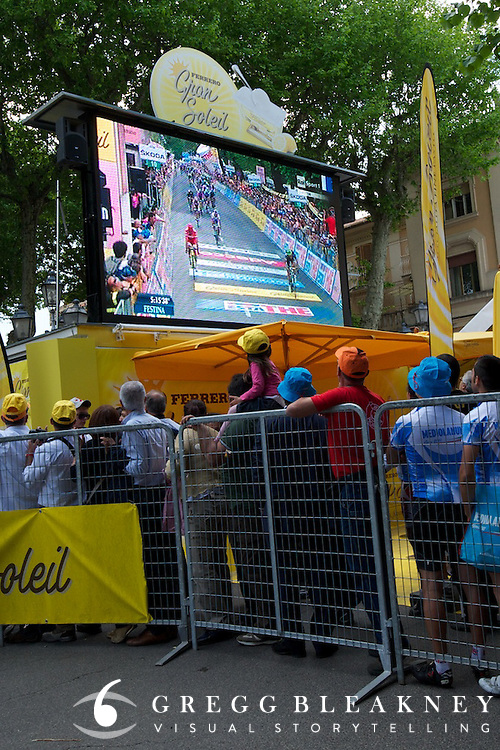 2011 Giro d' Italia Stage 6