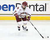 Dru Burns (BC - 7) - The visiting Boston University Terriers defeated the Boston College Eagles 1-0 on Sunday, November 21, 2010, at Conte Forum in Chestnut Hill, Massachusetts.