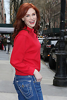 NEW YORK, NY - January 13: Maitland Ward, star of Boy Meets World, at Tamron Hall to talk about her transition into adult star on January 13, 2020 in New York City. <br /> CAP/MPI/RW<br /> ©RW/MPI/Capital Pictures