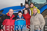 FAMILY: A family day out for Lar Corridon, Rory McNamara, Michael,Megan,Katie and Maurice Dunworth (Lisselton), at the Abbeydorney Ploughing Competition on Sunday in Abbeydorney............. ....