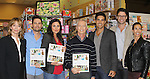 09-23-13 Days Bk Sign - Nadia Bjorlin - Deidre Hall - Kristian - Galen -James Scott- Meng - Campbell