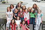 the Munster Finals of The Community Games Variety show in Listowel on Saturday