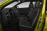 Front seat view of a 2019 Hyundai Kona Limited DCT 5 Door SUV front seat car photos