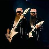 Oct 21, 1986: ZZ TOP - Afterburner Tour - Wembley Arena London