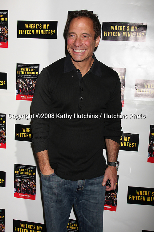 "Harvey Levin .Howard Bragman's Book Party for ""Where's My Fifteen Minutes"" at the Chateau Marmont Hotel in West Los Angeles, CA on .January 14, 2009.©2008 Kathy Hutchins / Hutchins Photo..                ."