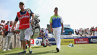 Jaco Van Zyl (RSA) heading off the 16th during Round Three of the 2015 Alstom Open de France, played at Le Golf National, Saint-Quentin-En-Yvelines, Paris, France. /04/07/2015/. Picture: Golffile | David Lloyd<br /> <br /> All photos usage must carry mandatory copyright credit (© Golffile | David Lloyd)