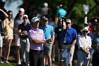 Charles Howell III (USA) on the 17th tee during the 3rd round at the PGA Championship 2019, Beth Page Black, New York, USA. 19/05/2019.<br /> Picture Fran Caffrey / Golffile.ie<br /> <br /> All photo usage must carry mandatory copyright credit (© Golffile | Fran Caffrey)
