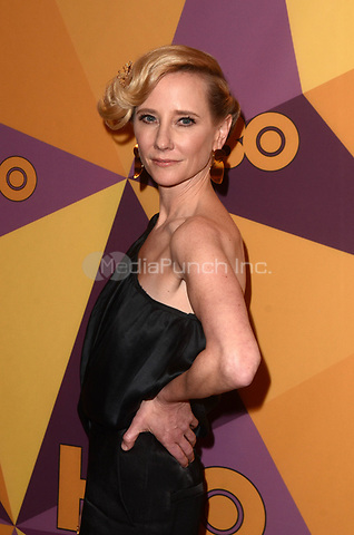 BEVERLY HILLS, CA - JANUARY 7: Anne Heche at the HBO Golden Globes After Party, Beverly Hilton, Beverly Hills, California on January 7, 2018. Credit: <br /> David Edwards/MediaPunch