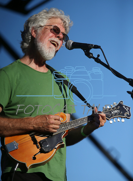 Paul Barrère, formerly of Little Feat, performs at the Concert Under the Stars event benefiting the Greenhouse Project in Carson City, Nev., on Wednesday, July 9, 2014.<br /> Photo by Cathleen Allison