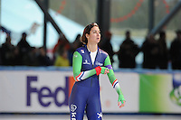 SPEED SKATING: STAVANGER: Sørmarka Arena, 31-01-2016, ISU World Cup, 1000m Ladies Division A, Margot Boer (NED), ©photo Martin de Jong