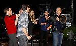 On Stage - The Young and The Restless - Genoa City Live celebrating over 40 years with Eric Braeden, Joshua Morrow, Christian Jules LeBlanc, Melissa Ordway, Sean Carrigan and Robert Adamson on February 20, 2016 at the Wellmont Theatre, Montclair, NJ. on stage with questions and answers hosted by Christian and Sean followed with autographs and photos in the theater.  (Photo by Sue Coflin/Max Photos)