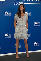 Anna Mouglalis attends the jury photocall during the 74th Venice Film Festival at Palazzo del Cinema in Venice, Italy, on 30 August 2017. Photo: Hubert Boesl  - NO WIRE SERVICE - Photo: Hubert Boesl/ /MediaPunch ***FOR USA ONLY***