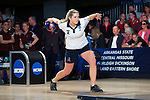 14 APR 2012: during the Division I WomenÄôs Bowling Championship held at Freeway Lanes in Wickliffe, OH.  The University of Maryland Eastern Shore defeated Fairleigh Dickinson 4-2 to win the national title.  Jason Miller/NCAA Photos