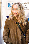 "Mary-Kate Olsen at Woody Allen's new movie ""Whatever Works"" premiered April 22, 2009 at the Tribeca Film Festival - Ziegfeld Theatre, New York."