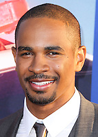 "HOLLYWOOD, LOS ANGELES, CA, USA - AUGUST 07: Damon Wayans Jr. at the Los Angeles Premiere Of 20th Century Fox's ""Let's Be Cops"" held at ArcLight Cinemas Cinerama Dome on August 7, 2014 in Hollywood, Los Angeles, California, United States. (Photo by Xavier Collin/Celebrity Monitor)"