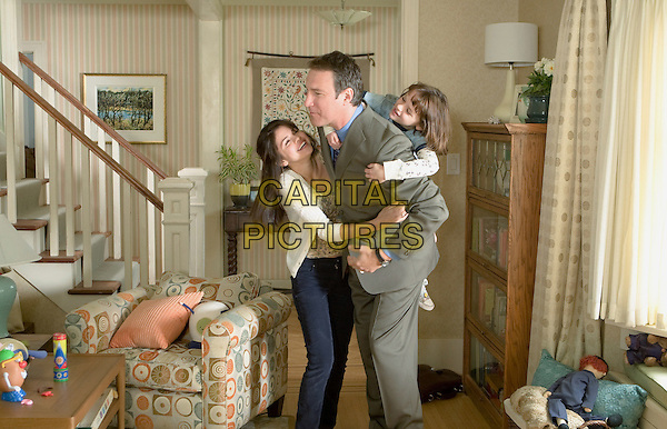 SELENA GOMEZ, JOHN CORBETT & JOEY KING.in Ramona and Beezus.*Filmstill - Editorial Use Only*.CAP/FB.Supplied by Capital Pictures.