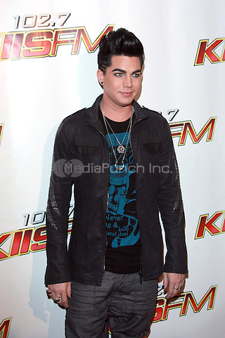 Adam Lambert at KIIS FM's Wango Tango 2010 at Staples Center  in Los Angeles, California. May 15, 2010  Credit: Dennis Van Tine/MediaPunch