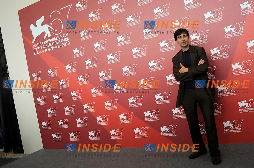 "- ""67 Mostra Internazionale D'Arte Cinematografica"". Tuesday, 2010 September 07, Venice ITALY....- In The Picture: The actor Luigi Lo Cascio at the photocall for the film ""NOI CREDEVAMO""......Photo STEFANO MICOZZI / Insidefoto/Insidefoto"