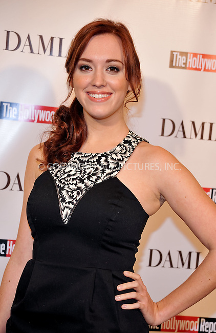 WWW.ACEPIXS.COM . . . . . ....December 3 2009, Hollywood....Actress Andrea Bowen at the Damiani Diamonds & The Hollywood Reporter Power 100 Women in Entertainment on December 3, 2009 in Beverly Hills, California.....Please byline: JOE WEST- ACEPIXS.COM.. . . . . . ..Ace Pictures, Inc:  ..(646) 769 0430..e-mail: info@acepixs.com..web: http://www.acepixs.com