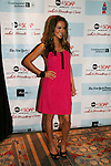 All My Children's Chrishell Stause attends the after party of ABC and SOAPnet's Salutes to Broadway Cares/Equity Fights Aids on March 9, 2009 at the New York Marriott Marquis, New York, NY.  (Photo by Sue Coflin/Max Photos)