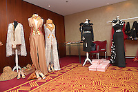 "01 February 2016 - Cologne, Germany - Annual show with high fashion created out of Lambertz's world famous chocolate: Preparations for the show ""DOLCE VITA"" during LAMBERTZ MONDAY NIGHT 2016 in the Hotel Marriot. Photo Credit: Timm/face to face/AdMedia"